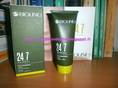 Crema viso Phytomineral Natural Balance Bioline Jatò