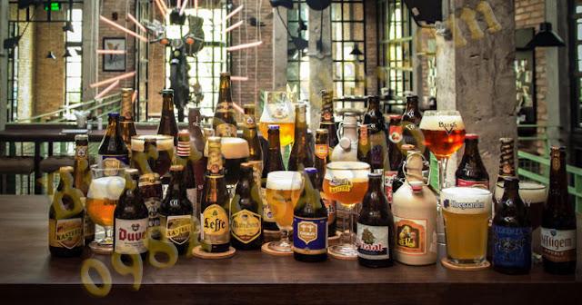 Bia Bỉ chất lượng tại biaruouqua.com