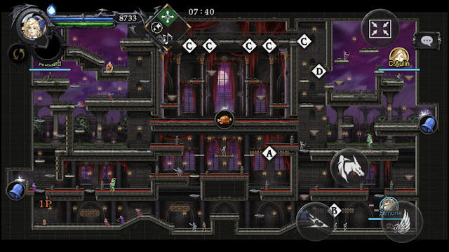 Castlevania Grimoire of Souls Free Android Game on Apcoid.com