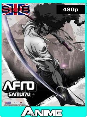 Afro Samurai (2007) HD [480P] sub español [GoogleDrive-Mega]dizonHD