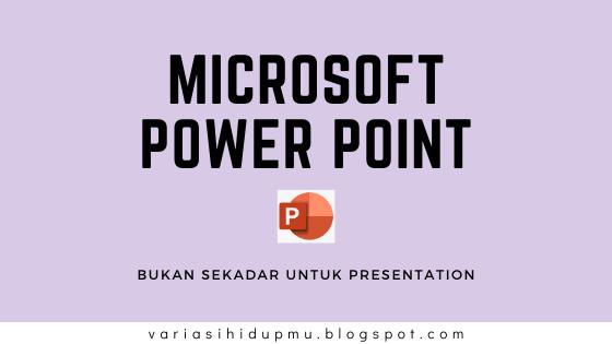 cara buat gambar dari power point