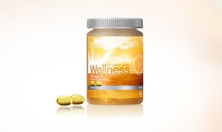 Oriflame wellness products Omega 3
