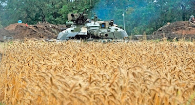 """На Донбасі почалося """"хлібне перемир'я"""""""