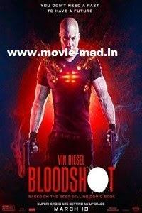 Bloodshot (2020) movie Bluray Dual Audio Hindi 1080p 720p 480p 1080p Movie Mkv