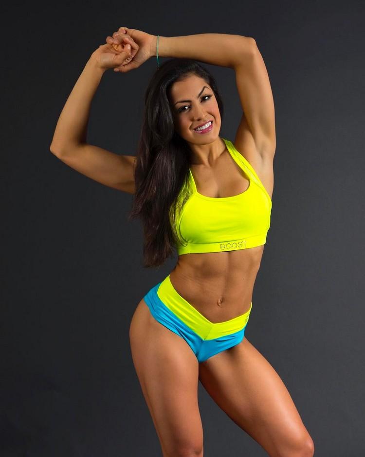Cristina Silva Fitness Model
