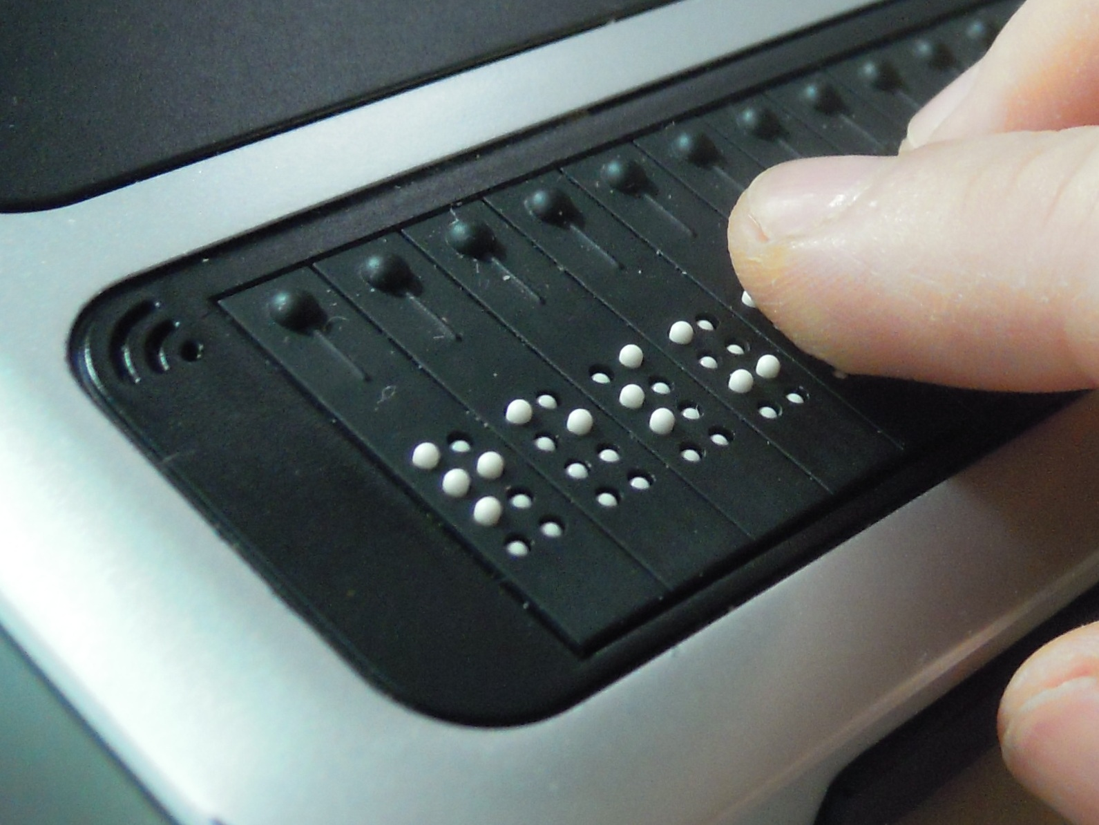 Blood Drops Amp Braille Dots Braille Powerful Flexible