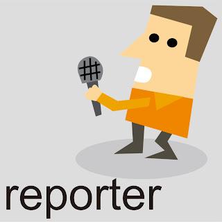 Pengalaman menjadi wartawan, pengalaman menjadi seorang reporter