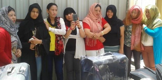 भारतमा बन्धक बनाइएका नौ महिलाको उद्धार