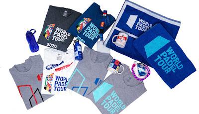 La Tienda Oficial de World Padel Tour ya es una realidad.