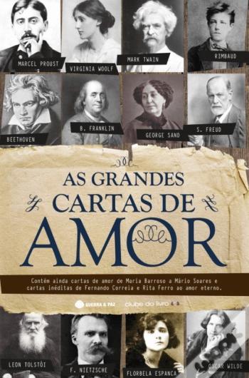 #Livros - As Grandes Cartas de Amor