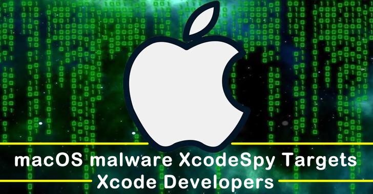 macOS malware XcodeSpy