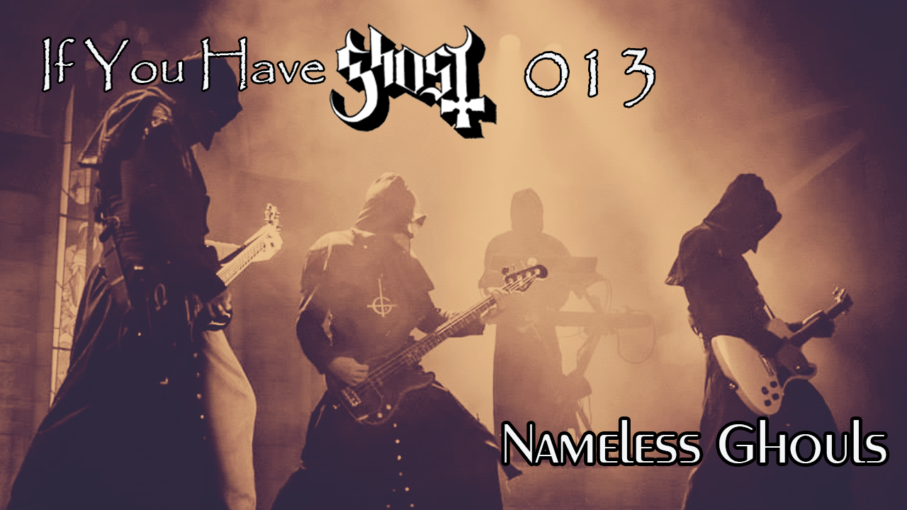 nameless ghouls