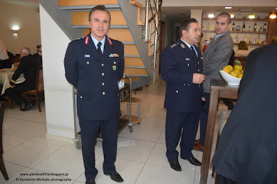Γενικός Περιφερειακός Αστυνομικός Διευθυντής ο Ταξίαρχος Αθανάσιος Μαντζούκας!