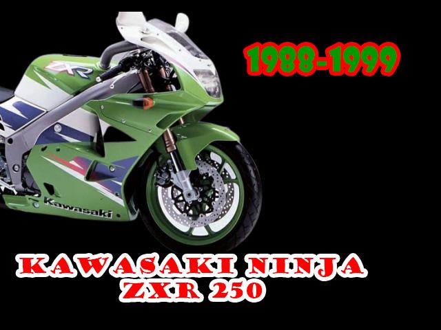 Ninja 4 silinder jadul