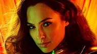 Gal Gadot as Wonder Woman in WW84
