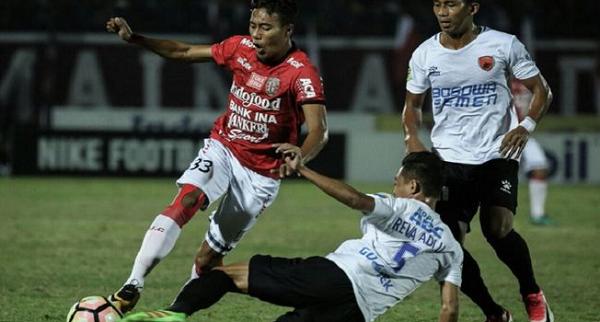 Dilibas Bali United, PSM Makassar Disebut Kena Karma?