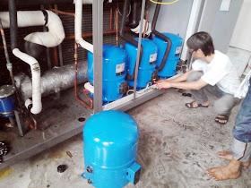 service water chiller semarang