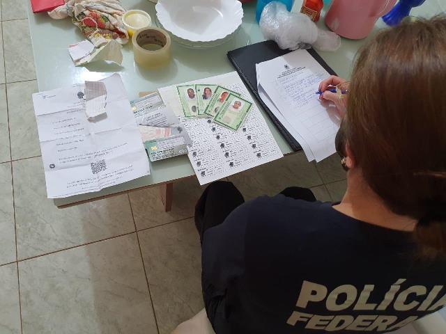 Polícia Federal deflagra operação de combate a fraudes previdenciárias no norte da Bahia