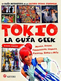 Tokio, la guía geek