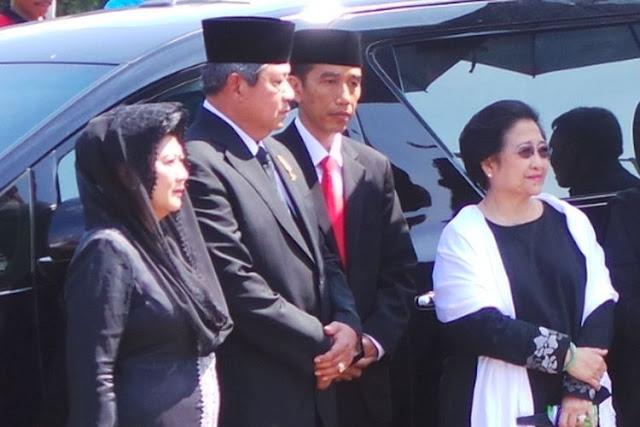 Emang Bapak (SBY) Sudah Baikan Sama Bu Mega?