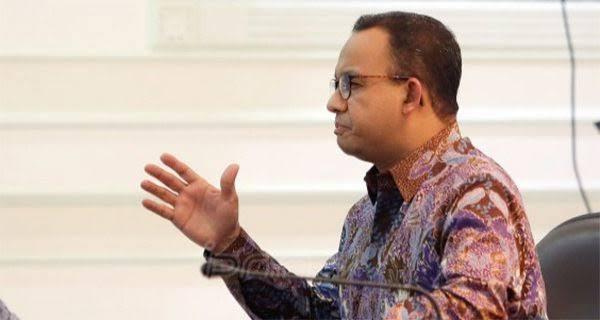 Anies Kesal Lurah Grogol Selatan Berani Terbitkan KTP Buronan Djoko Tjandra