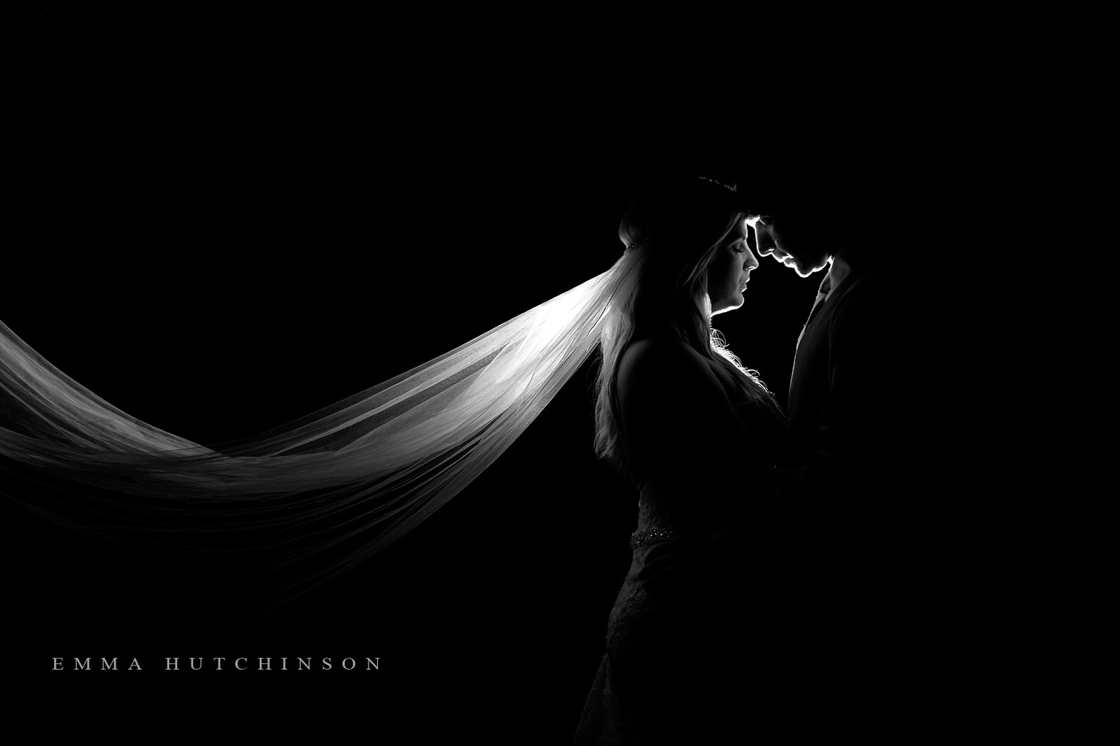 creative wedding photography by Emma Hutchinson