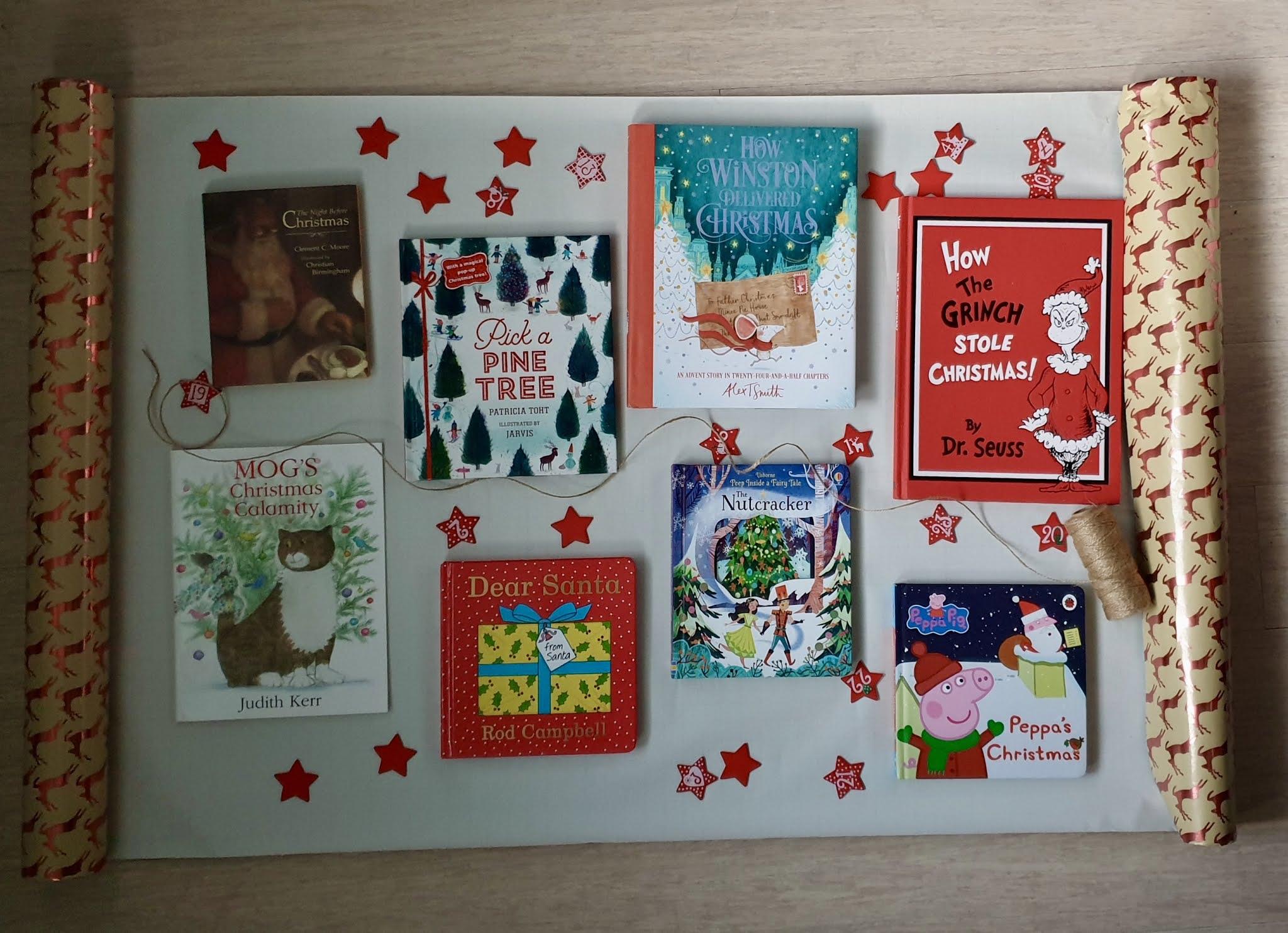 kids books for christmas