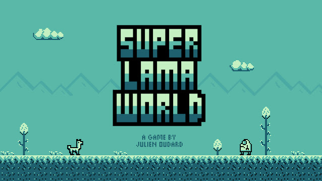 Super Lama World Godot