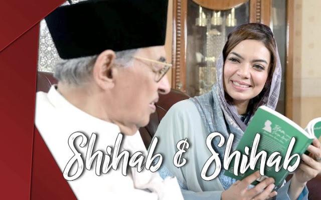 """Semua Nama Putri Quraish Shihab Berawalan """"N"""", Ternyata Ini Rahasianya!"""