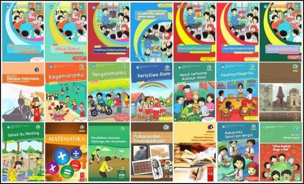 Download buku siswa K13 kelas 1 SD/MI kurikulum 2013 revisi 2017 Semester 2