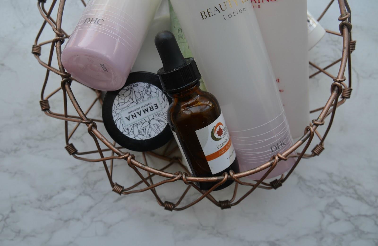 skincare beauty blogger