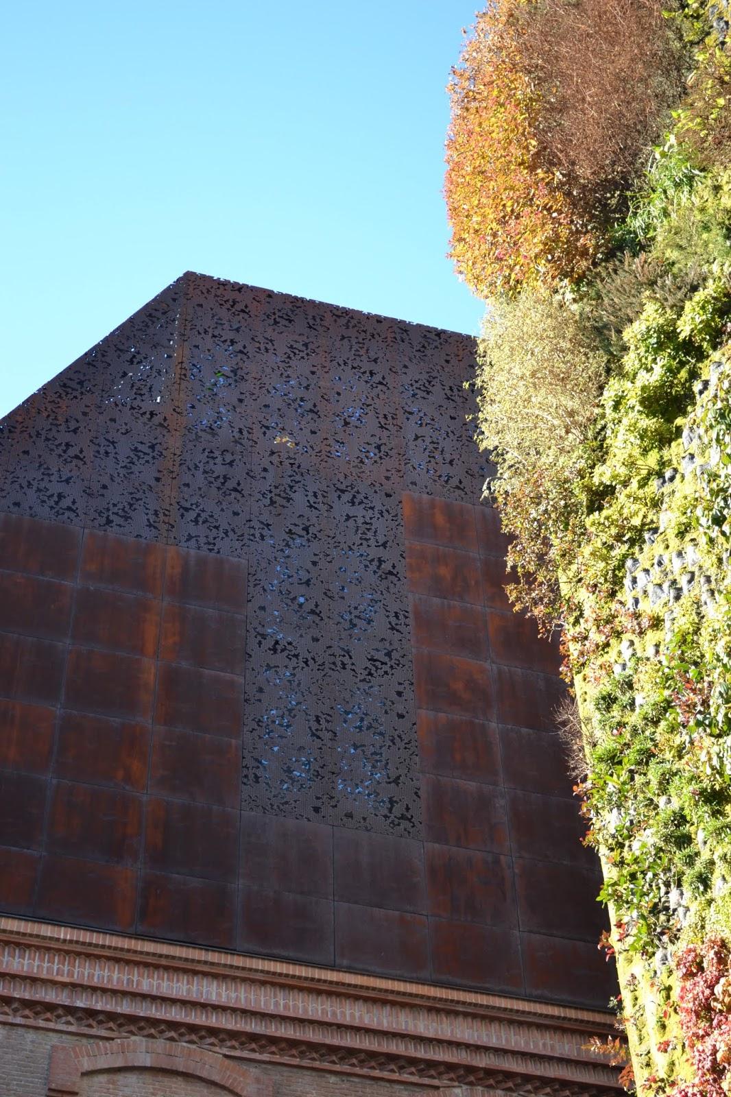 Architettura contemporanea Caixa Forum
