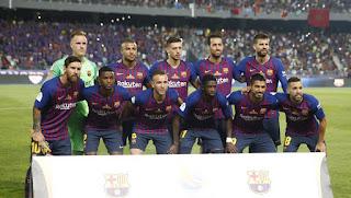 جدول المباريات.... برشلونة