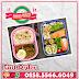Bento Box Jepang Purwokerto SEHAT HIGIENIS   0858.5566.6049