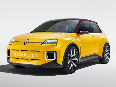 Nuevo Electrico Renault 5