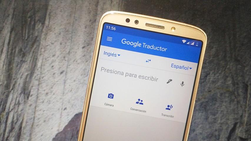 Usar el traductor de Google sin conexión a internet