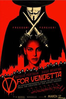 Sección Yuri de Película: V de Vendetta