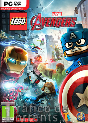 Baixar a Capa Lego Marvel Avengers PC