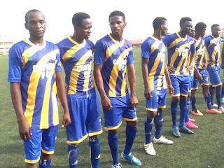 Gold Cup: Crown FC , Remo Stars ends in Stalemate
