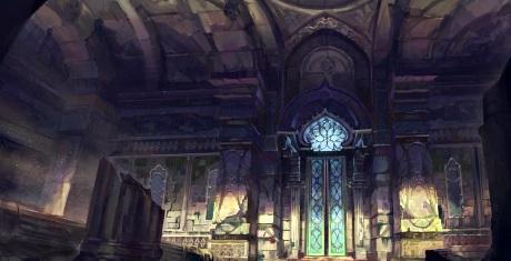 Sötét templomok