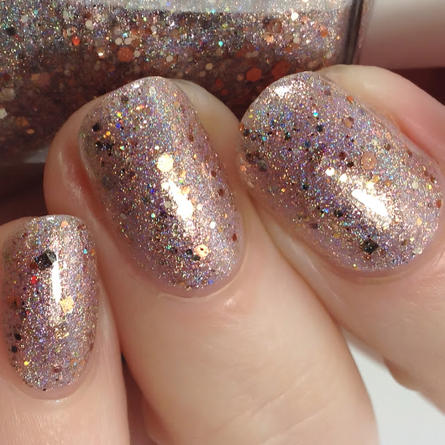 Anchor & Heart Lacquer-Spread Your Wings & Fly Butterfly