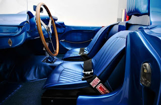 Chevrolet Corvette SR2 Seat Picture
