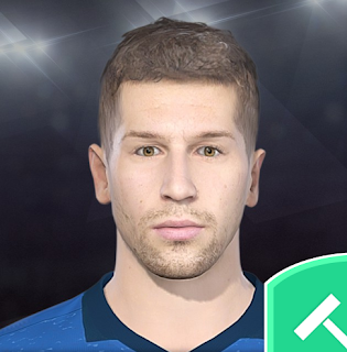 PES 2018 Faces Matija Nastasić by Volun
