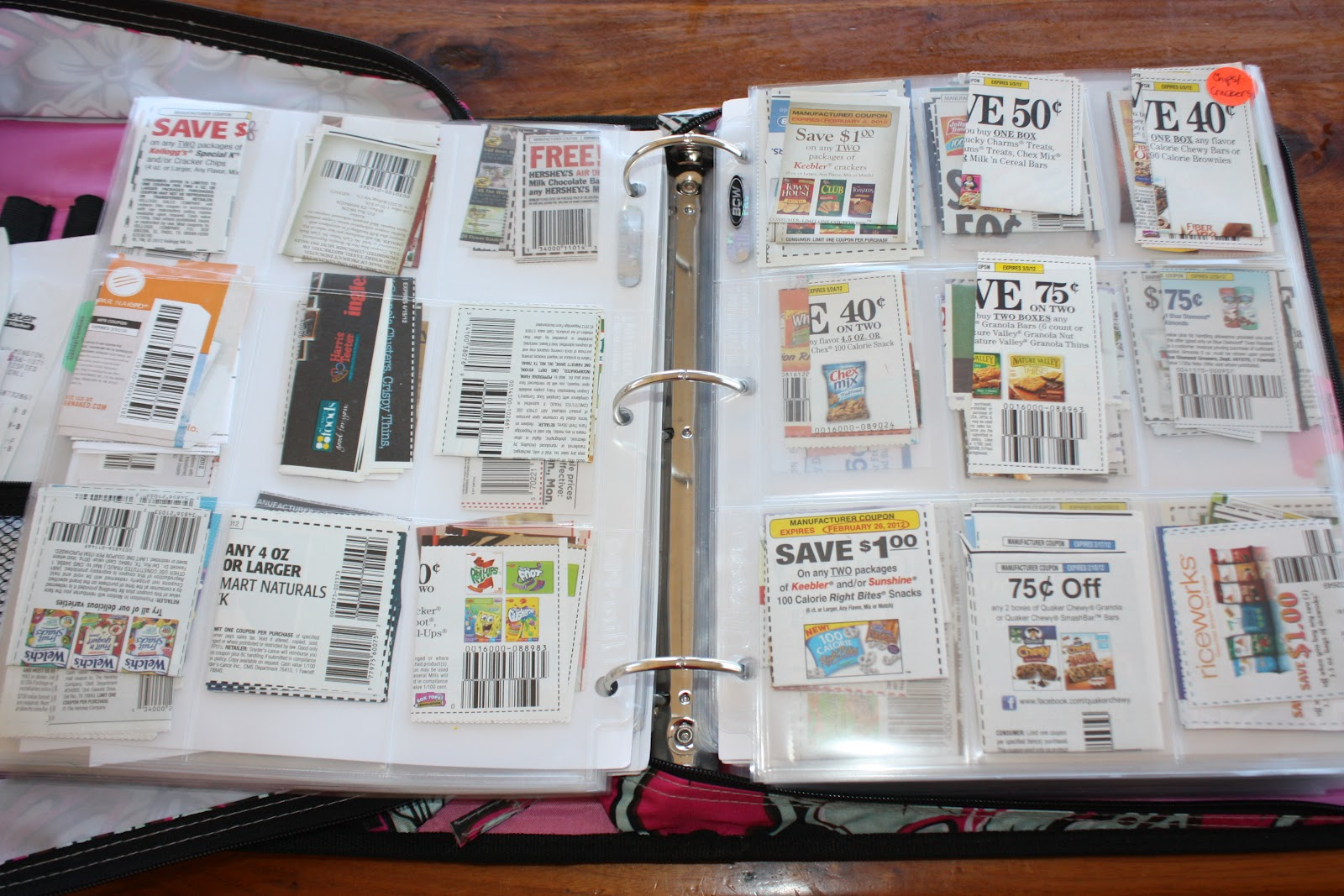 How To Get Extra Coupons For Your Binder
