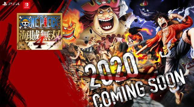 One Piece: Pirate Warriors 4 (Switch): Bandai Namco anuncia nova personagem jogável