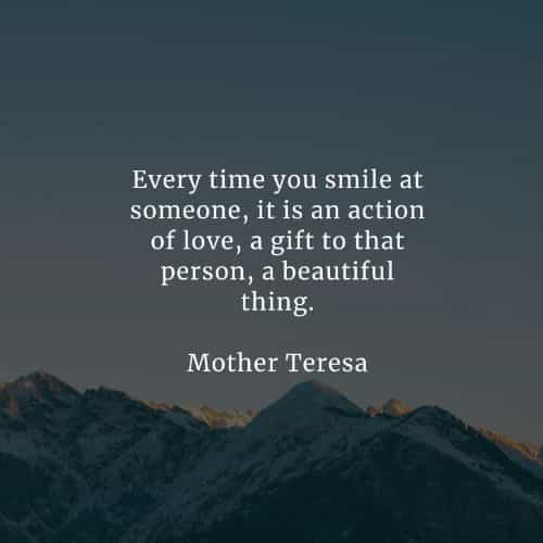 Smile quotes that'll make days of your life much easier