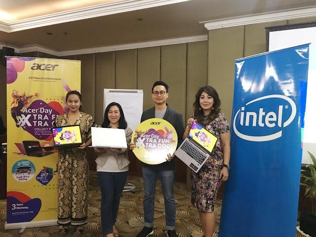 Menangkan Trip ke Korea dan Ribuan Hadiah Lainnya di Acer Day 'Xtra Fun Xtra Cool'