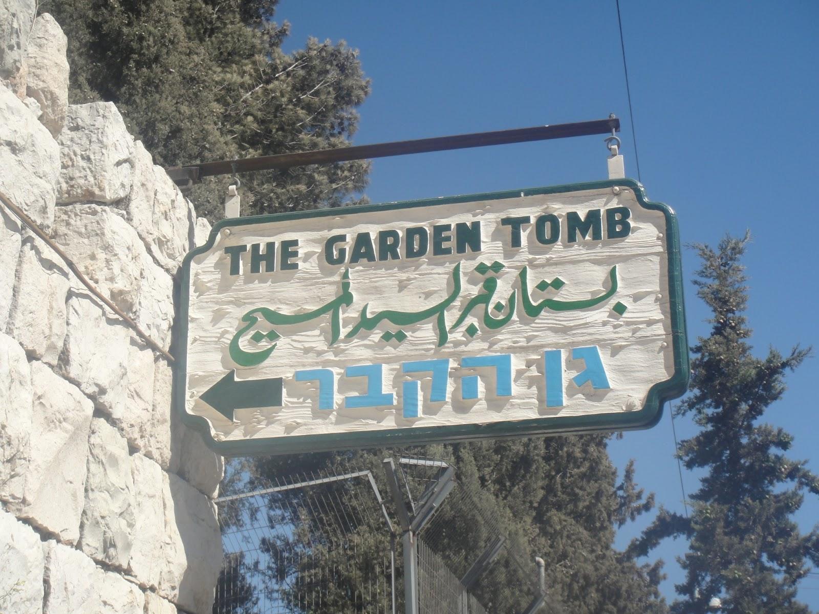 experiences adventures  travels  garden tomb