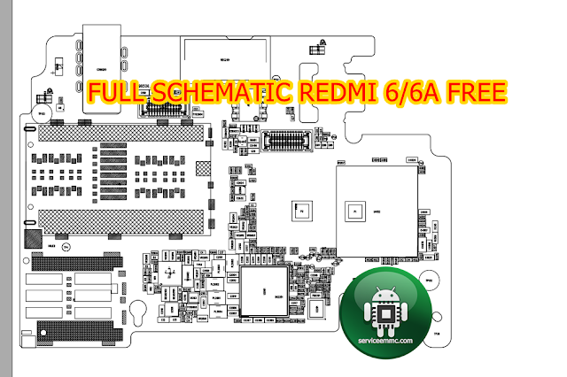 Full Update Schematic Redmi 6-6a Download Free