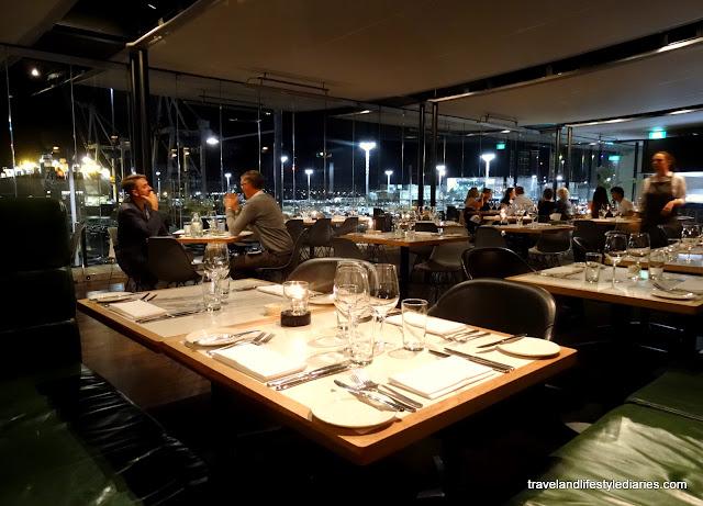 Auckland, New Zealand: Dinner at Ostro Brasserie & Bar